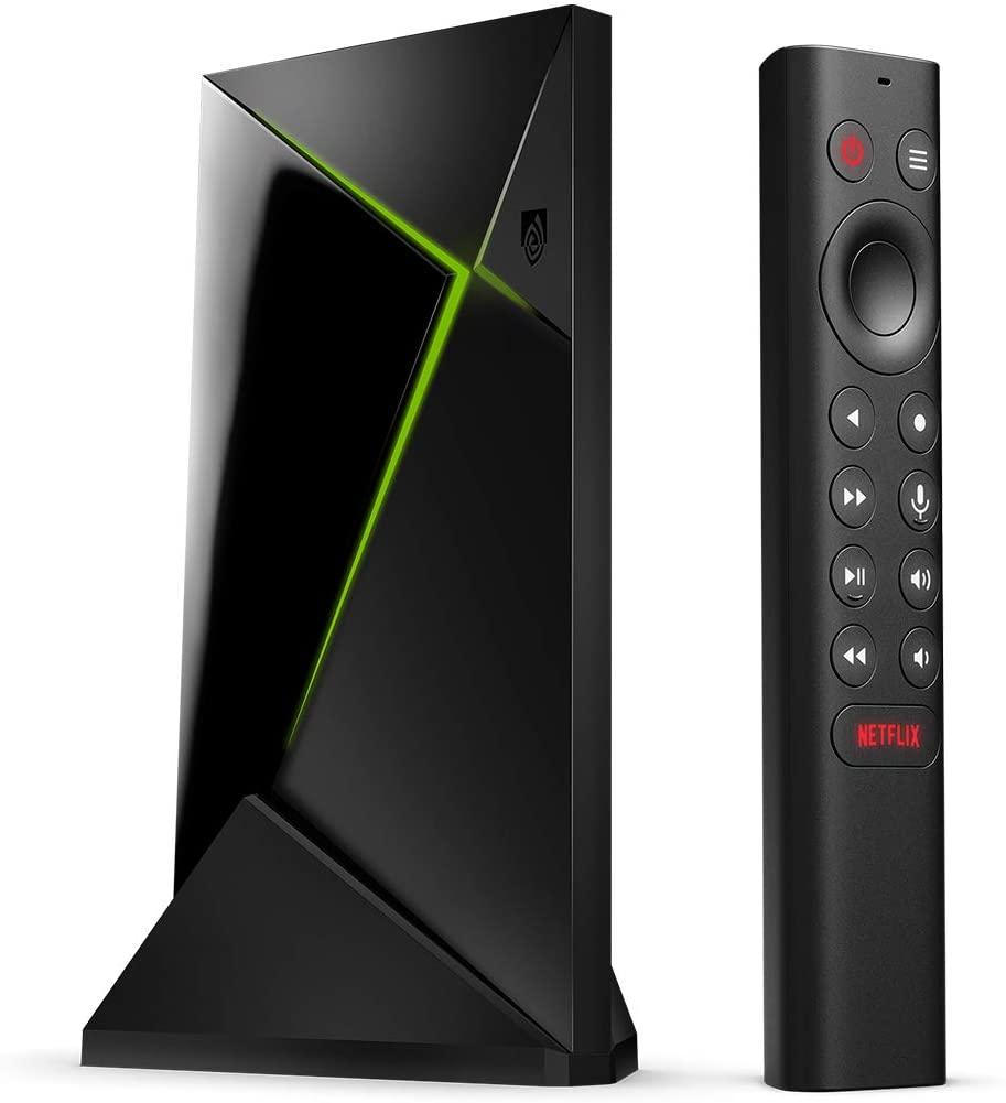 Nvidia Shield TV Pro (Grenzdeal)