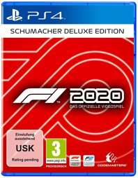 F1 2020 Schumacher Deluxe Edition - PS4/XBox One