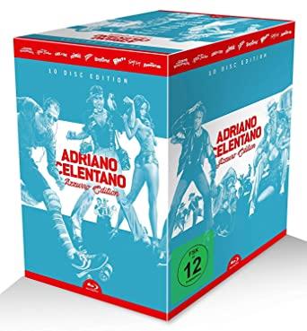 Adriano Celentano Azzurro Edition (9 Blu-ray + 1 CD) für 39,97€ (Amazon)
