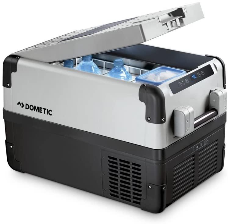 DOMETIC CoolFreeze CFX 35W, Kompressor-Kühlbox, 32L, 12/24V und 230V für Auto, Lkw, Steckdose, mit WLAN + USB Anschluss, Energieklasse A++