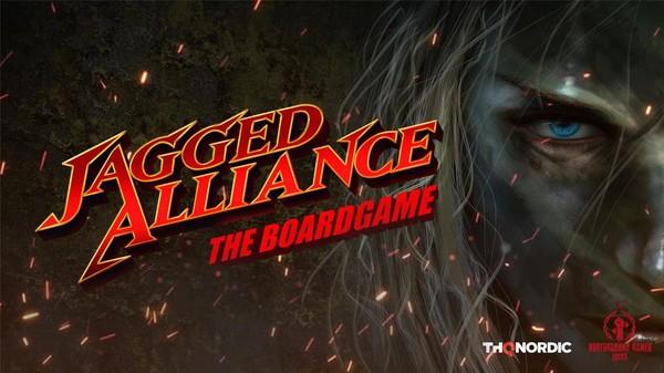 Jagged Alliance (Brettspiel, Gesellschaftsspiel)
