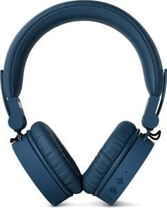 Fresh 'n Rebel Caps Bluetooth On-Ear-Kopfhörer in Indigo für 16,99€