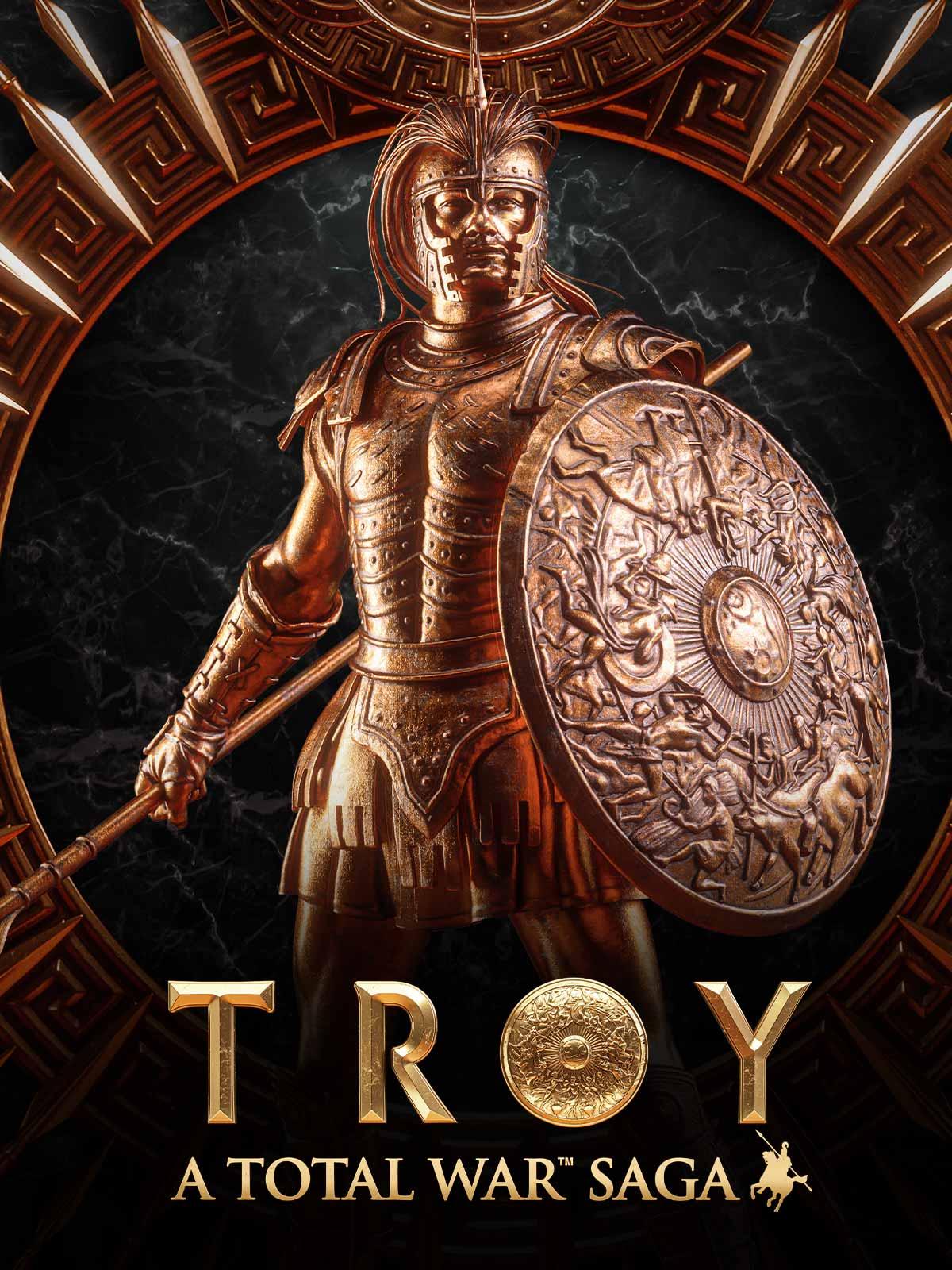 Total War Saga: Troy kostenlos im Epic Store am 13.08.2020