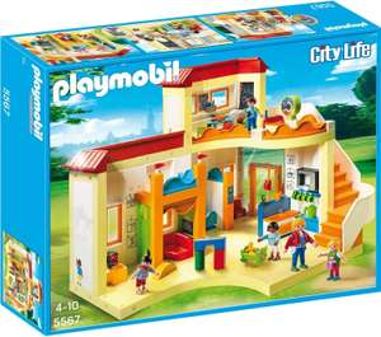 PLAYMOBIL City Life 5567 KiTa Sonnenschein