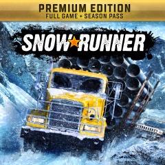 SnowRunner: Premium Edition (PC) für 36,94€ (CDkeys)