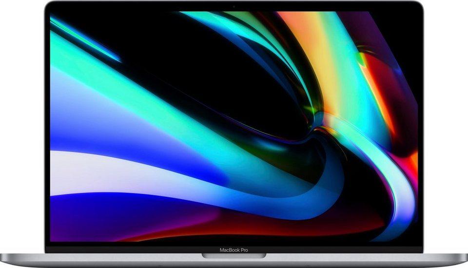 "Apple MacBook Pro 16"" Notebook Intel Core i7, Radeon Pro, 512 GB SSD"