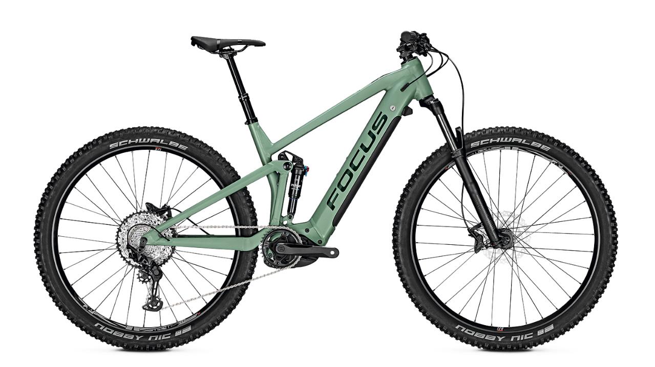 Focus Thron² 6.8 Bosch Performance CX 625 Wh Modell 2020 E-Bike Fully EBIKE