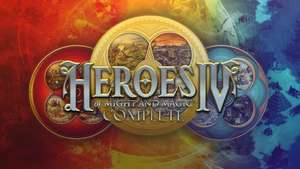 Heroes of might and Magic 4 Complete für 2,49€ bei GOG
