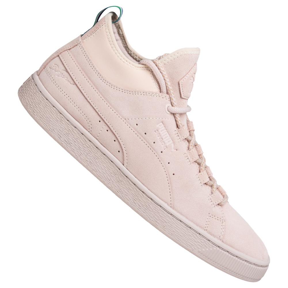 """PUMA Sneakers """"x Big Sean Suede Mid"""" für 29,29€ + 3,95€ VSK (Größe 40.5 - 46) [SportSpar]"""