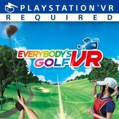Everybody's Golf VR (PS4) für 9,99€ (PSN Store)
