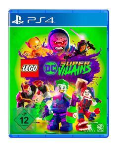 LEGO DC Super-Villains (PS4) für 15,24€ (Amazon Prime)