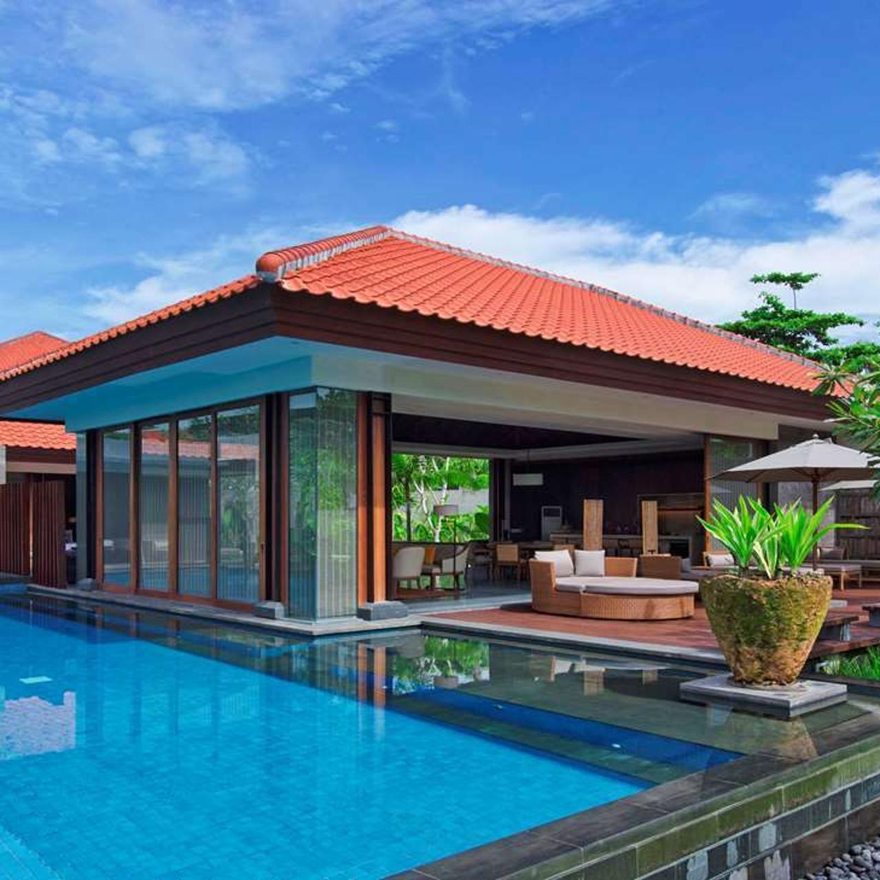 Bali 5* Hotel-Gutschein|Fairmont Sanur Beach Bali|5 Nächte für 618 Euro für 2 Personen|Gutschein von Travelzoo |Stornierbar