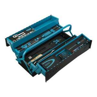[Contorion] HAZET Metall-Werkzeugkasten mit Sortiment 190/79 Anzahl Werkzeuge: 79