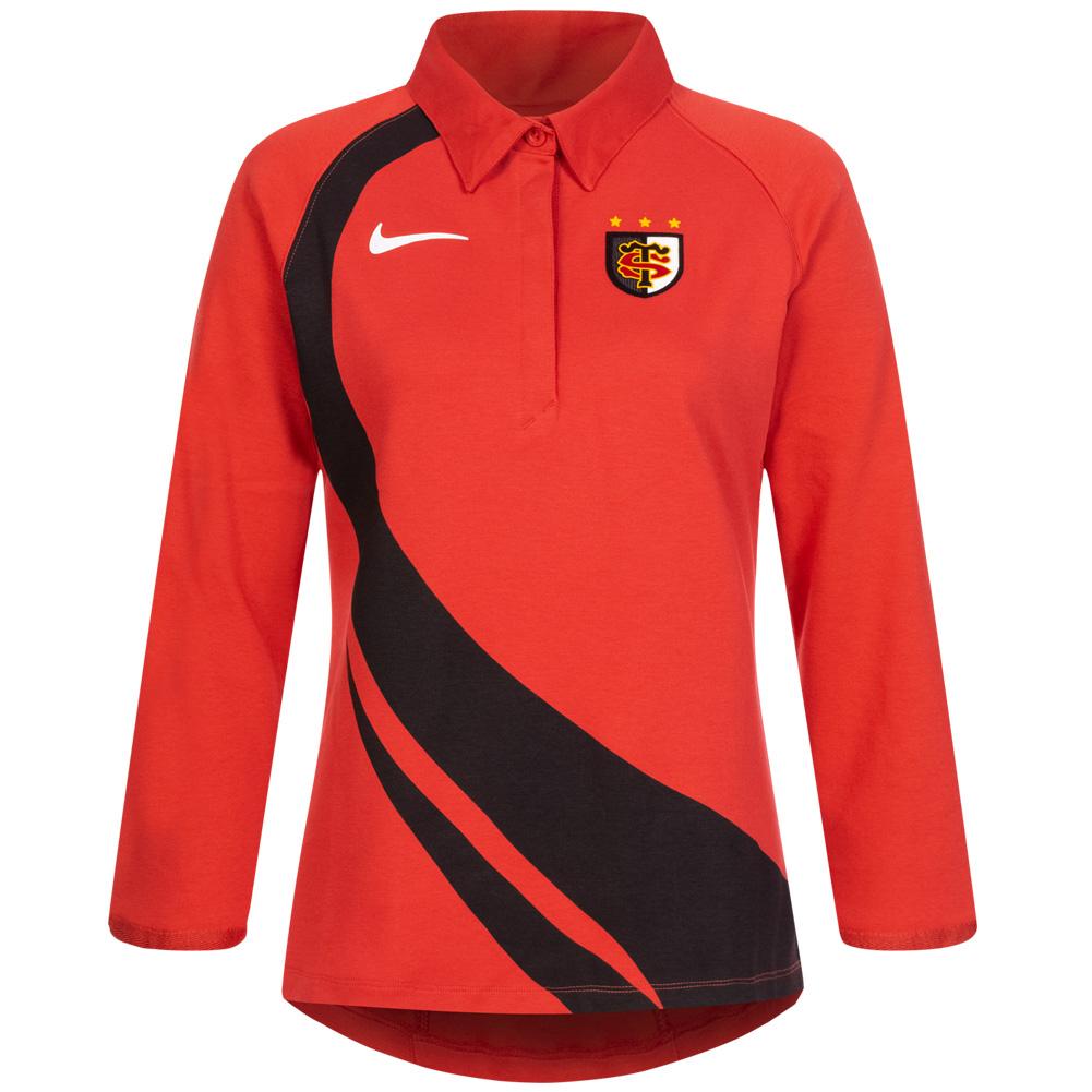 NIKE Stade Toulousain Damen Rugby Trikot (2 Farben - viele Größen) für 8,99€ @ Sportspar