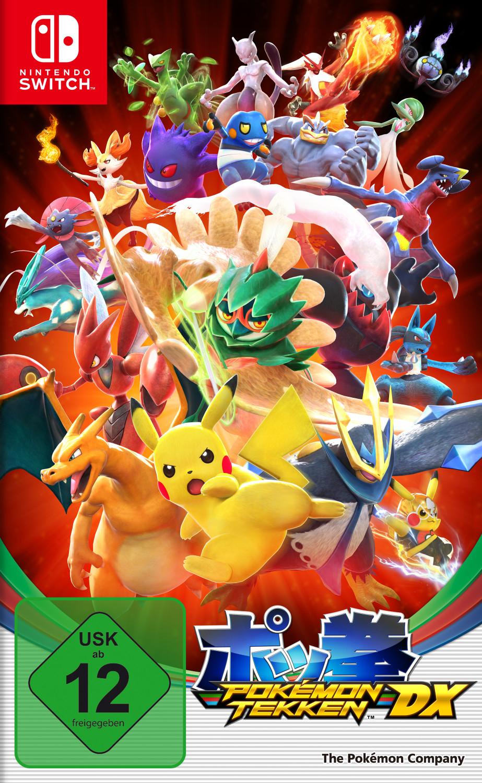 Pokémon Tekken DX (Switch) für 38,99€ (Expert)