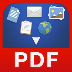 iOS PDF Converter von Readdle ohne in App Käufe