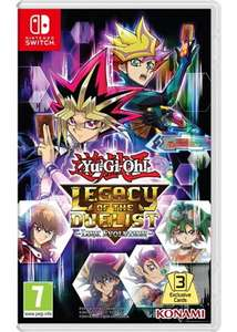 Yu-Gi-Oh! Legacy of the Duelist Link Evolution (Nintendo Switch) für 21,50€ inkl. Versand