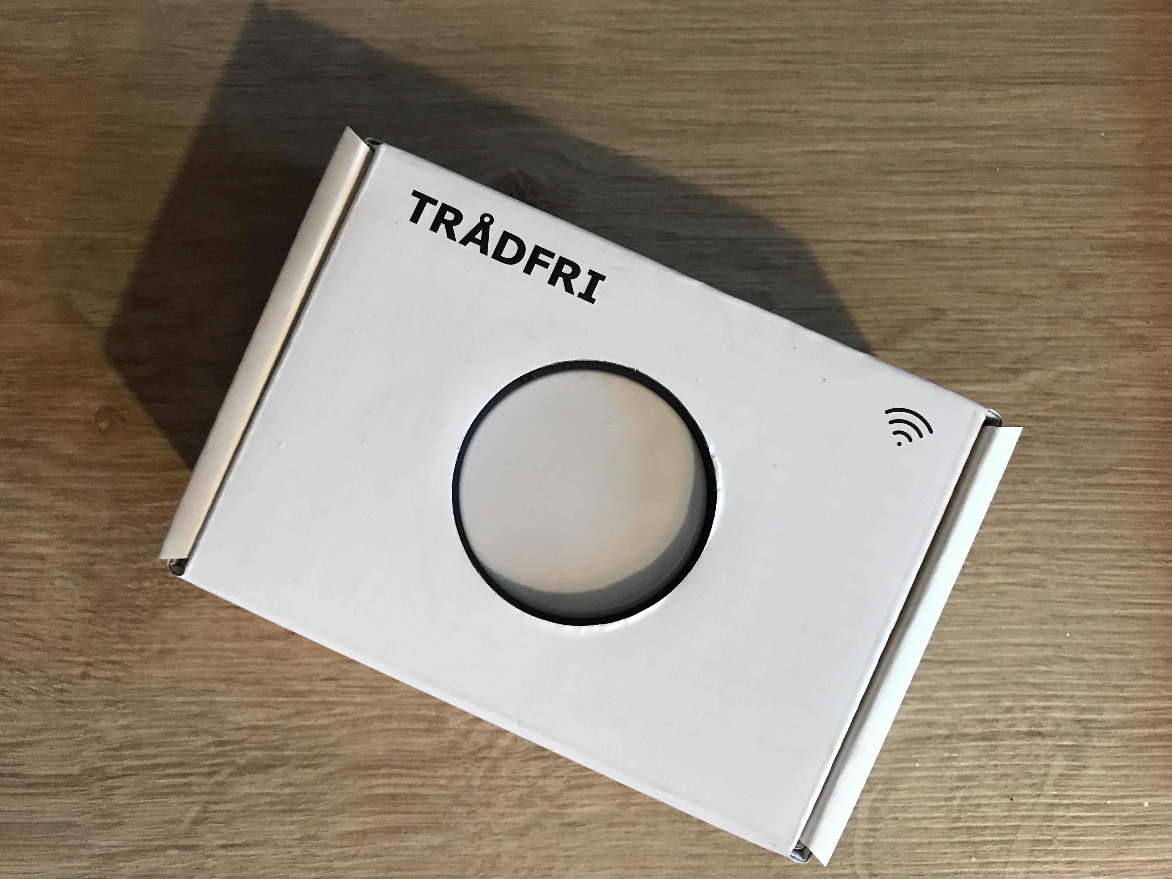 [IKEA] TRADFRI Dimmer (Vorgängermodell)