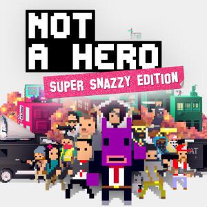 NOT A HERO: SUPER SNAZZY EDITION (Xbox One) für 2,59€ oder für 1,49€ HUN (Xbox Store Live Gold)