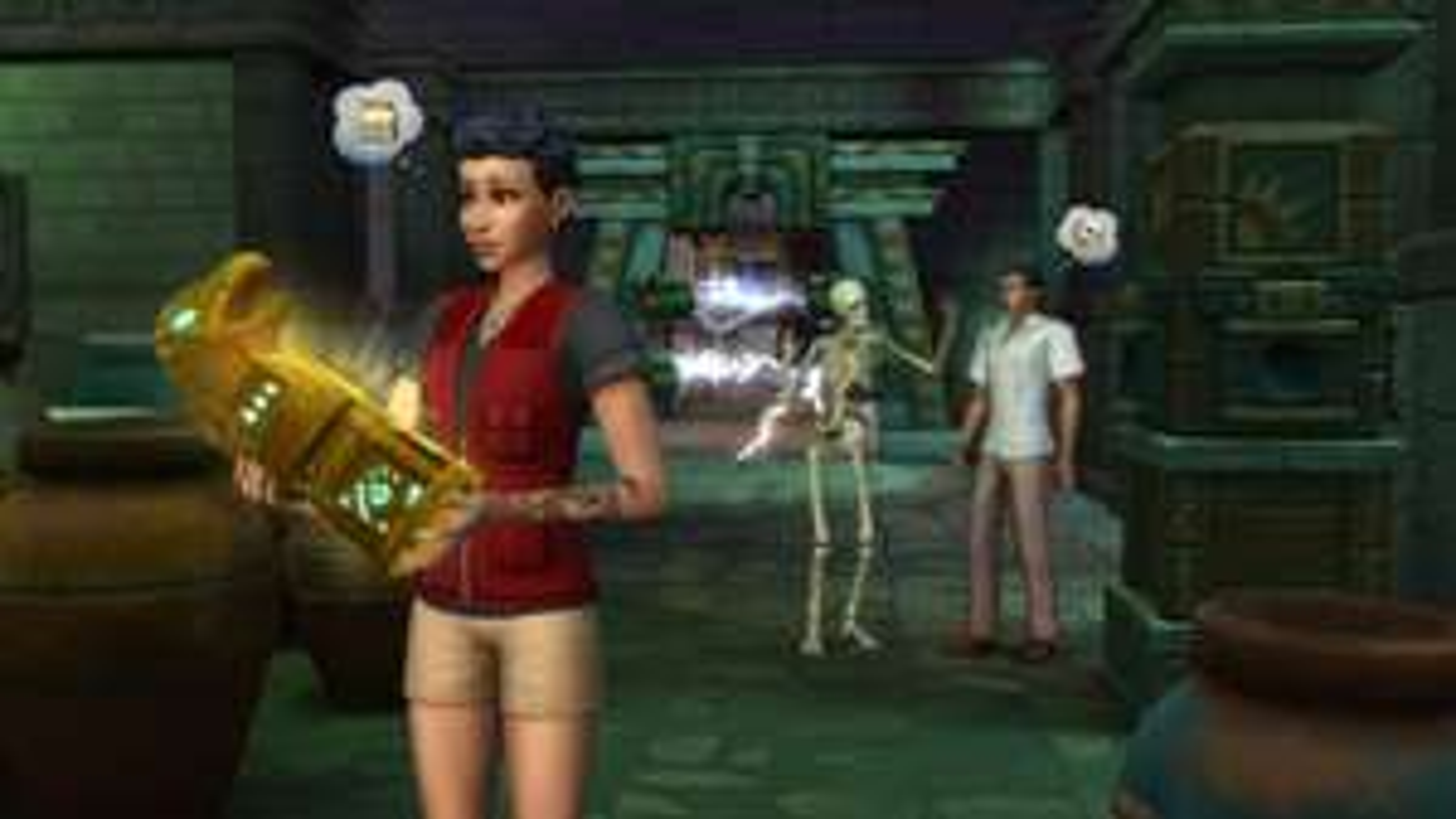 Die Sims 4 - Dschungel-Abenteuer & Outdoor-Leben DLCs - PC/Mac [Origin Access]