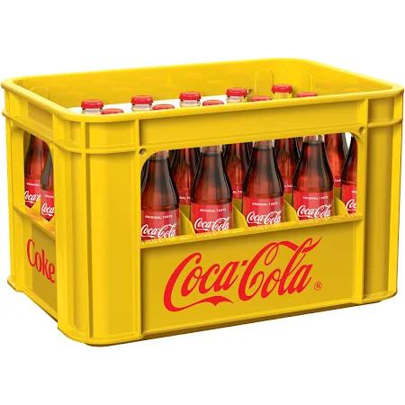 (Citti Maerkte) Coca Cola Kasten 24x 0,33l Glasflasche fuer 11.99€ (auch Fanta, Sprite, Mezzo Mix)