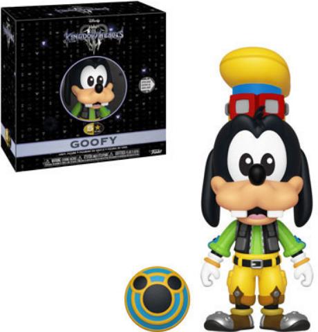 Funko 5 Star: Kingdom Hearts 3: Goofy Figur 8 cm für 6,17€ (Amazon Prime)