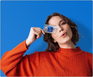 [Webcent] Amex Blue 35€ Startguthaben + 50 bis 75€ Cashback
