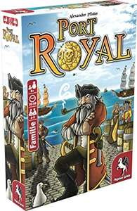 Port Royal Kartenspiel für 2-5 Piraten [Amazon Prime / Thalia]