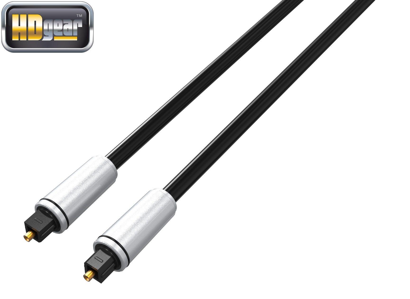 Optisches Audio Kabel Toslink 1,50m