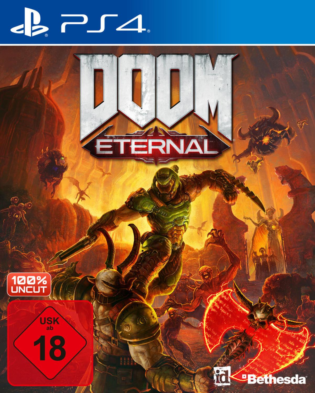 DOOM Eternal (PS4) für 35,99€ (Müller Abholung)