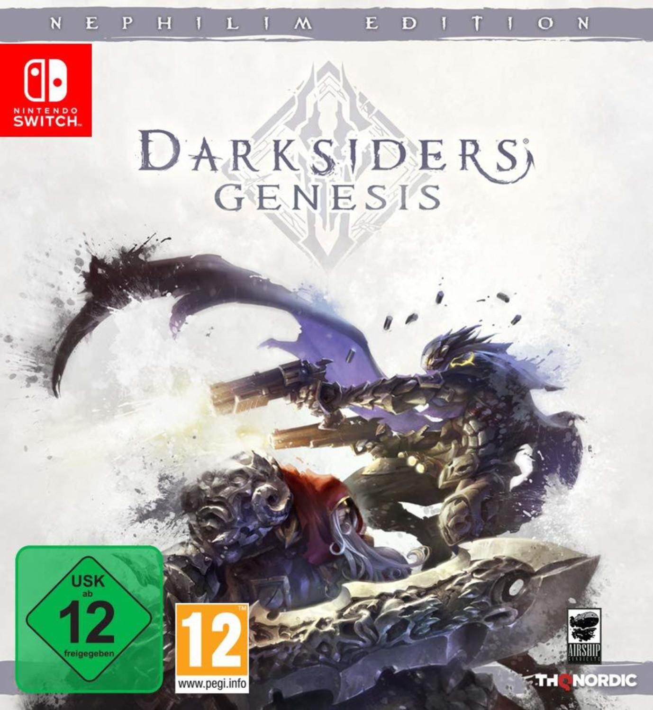 Darksiders Genesis - Nephilim Edition inkl. Brettspiel uvm (Switch) für 170€ (Amazon & Media Markt)