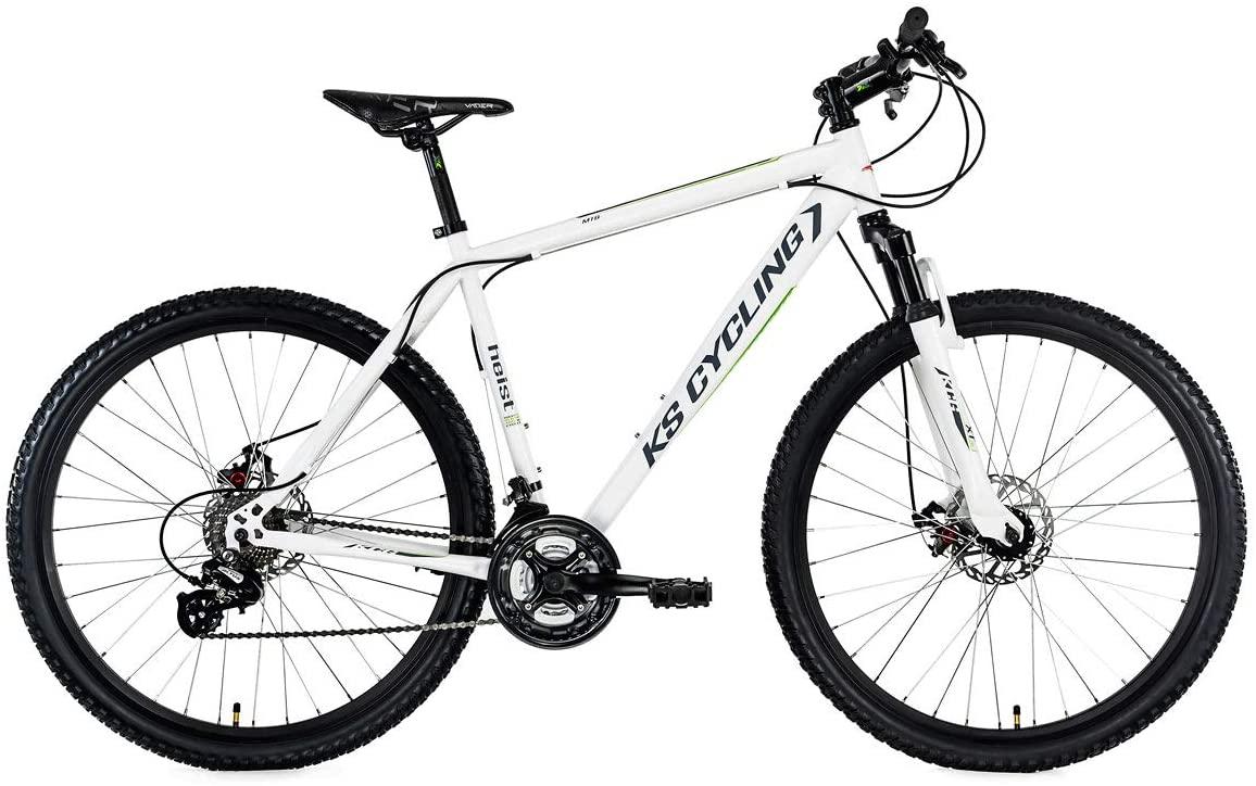 KS Cycling Mountainbike Hardtail MTB 27,5'' Heist RH 46 cm