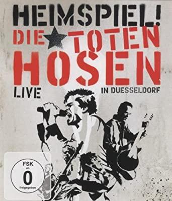 Die Toten Hosen - Heimspiel! - Live in Düsseldorf (Blu-ray) (Amazon Prime / Dodax)