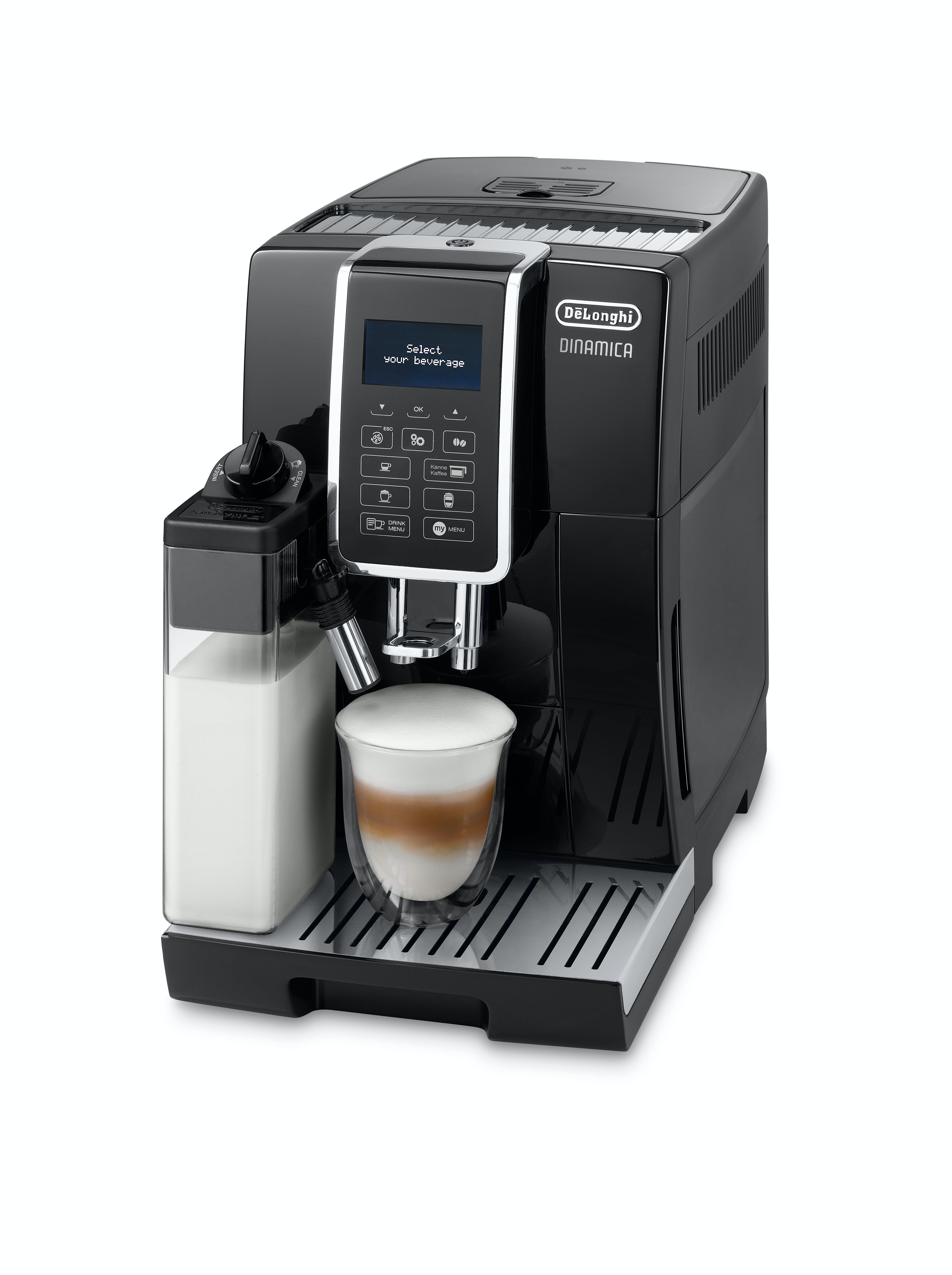 De'Longhi Dinamica ECAM 356.57 Kaffeevollautomat für 489,79€