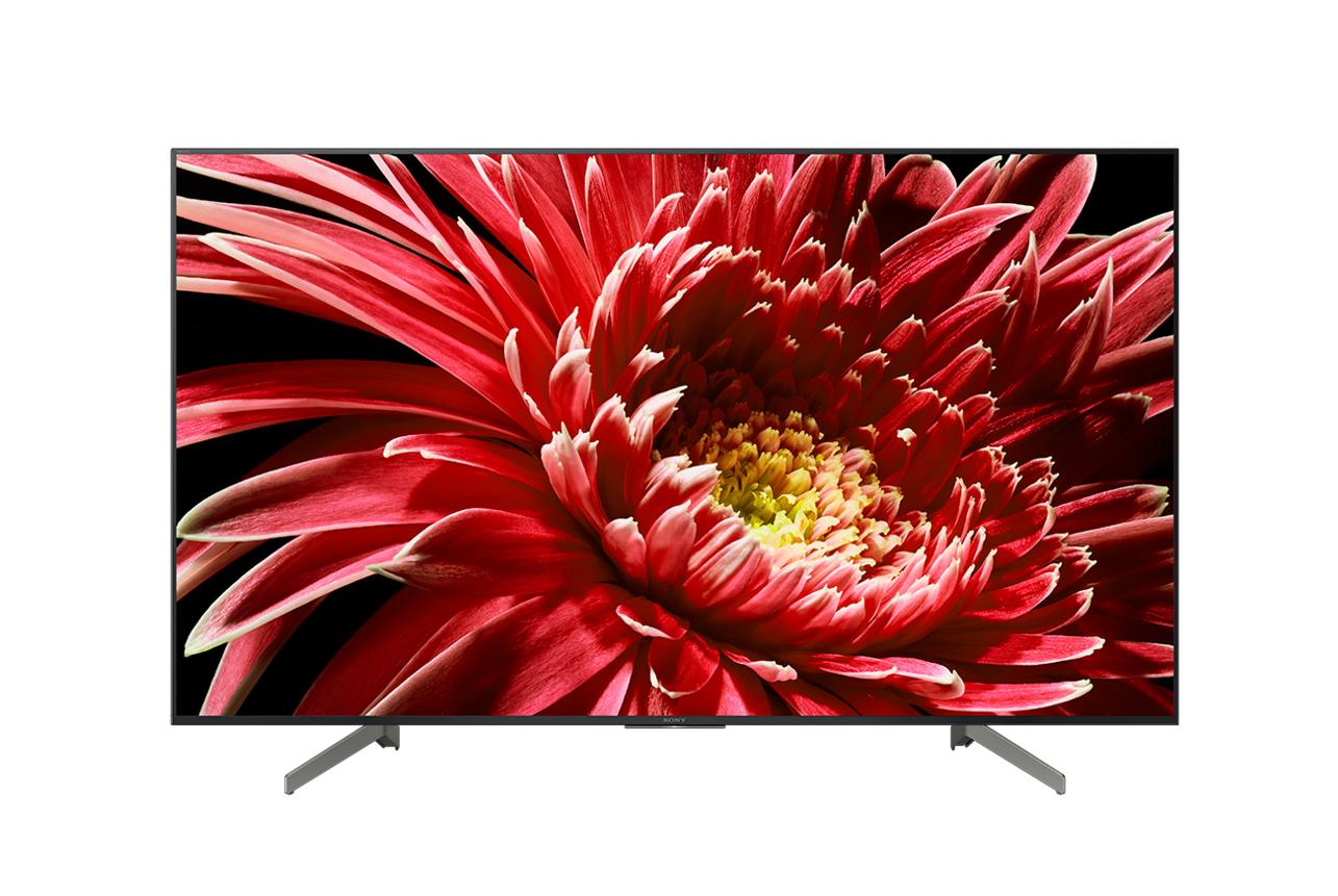 SONY KD65XG8599BAEP Smart TV 164cm 65Zoll LCD 4k UHD DVB-C/S2/T2 (Schwarz)