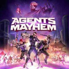Agents of Mayhem (PS4) für 2,99€ & Total Mayhem Bundle für 4,99€ (PSN Store)