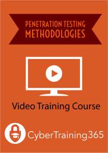 """[Englisch] Free Video: """"Penetration Testing Methodologies"""" Training Course (a $99 value) FREE"""