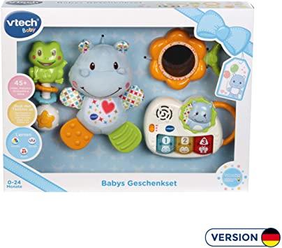 Vtech Baby-Geschenkset (mit 4 versch. Babyspielzeugen) für 17€ [@Amazon Prime]