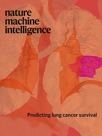 Nature Machine Intelligence Magazin Abo (12 Ausgaben digital) durch 50% Rabatt für 50,29 €