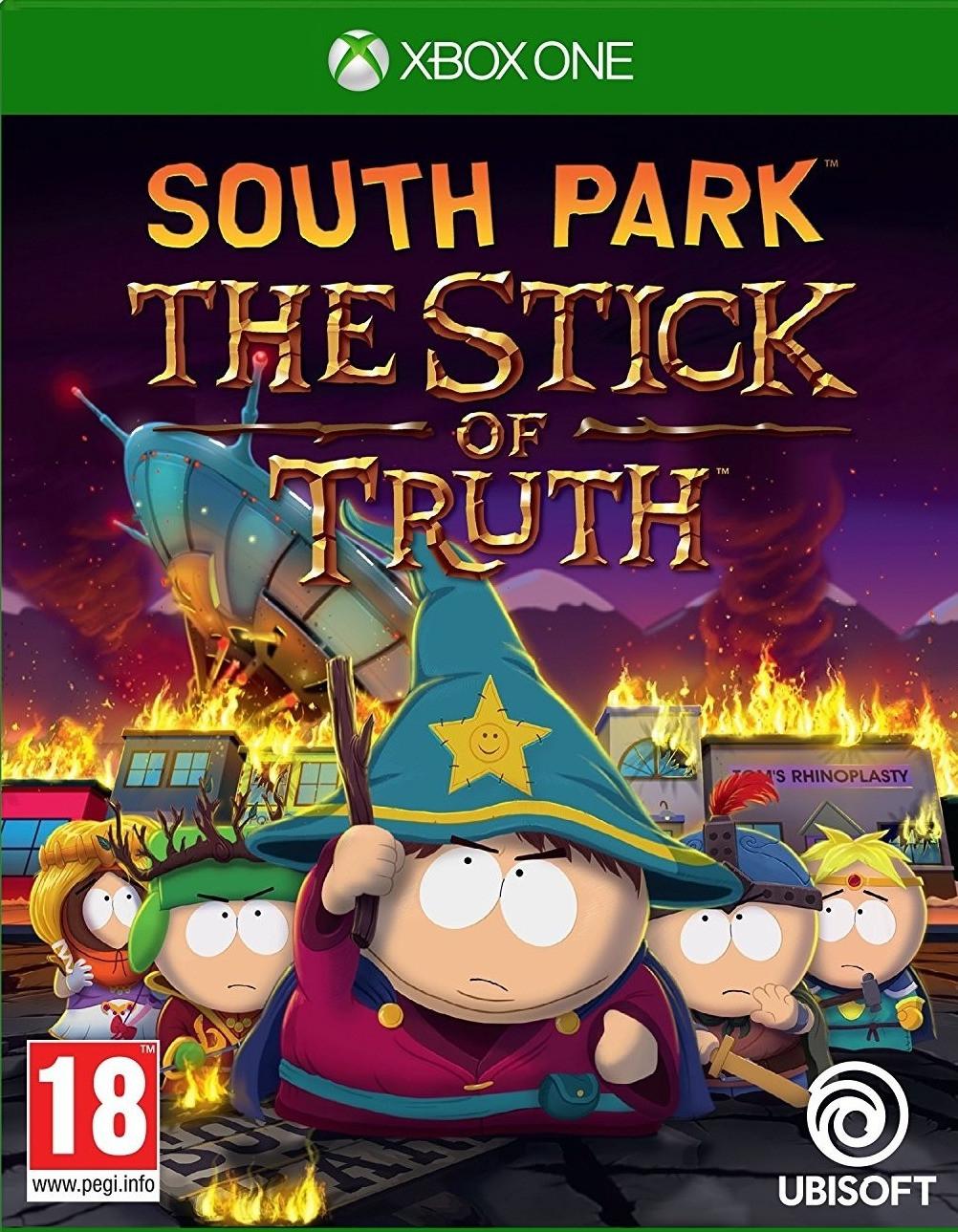 South Park: Der Stab der Wahrheit (Xbox One) für 8,99€ (Gameware)