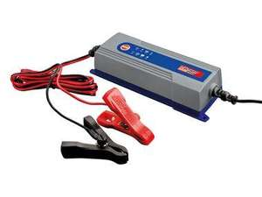 KFZ oder Motorrad elektronisches Batterieladegerät für 6V/12V Akkus bei Lidl ab 14.01.