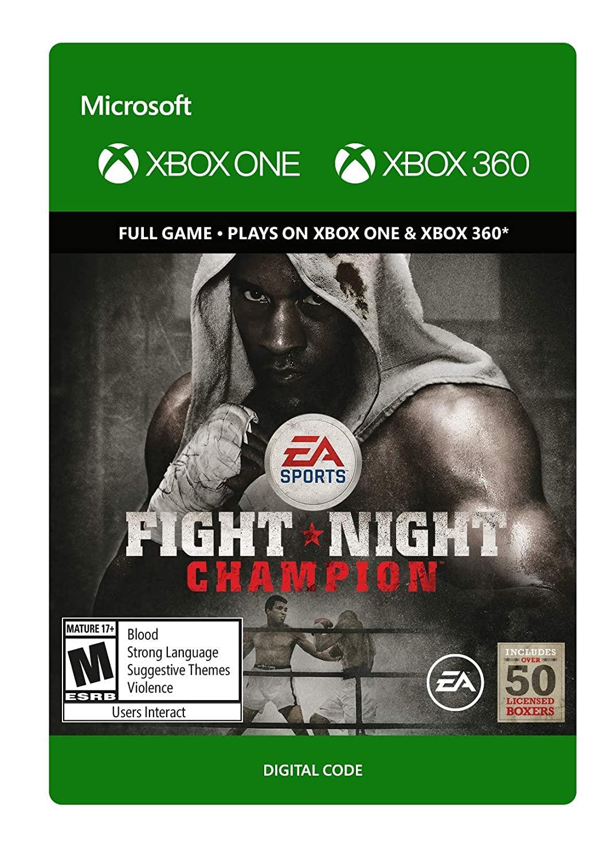 Fight Night Champion (Xbox One/Xbox 360 Digital Code) für 4,47€ (Amazon US)
