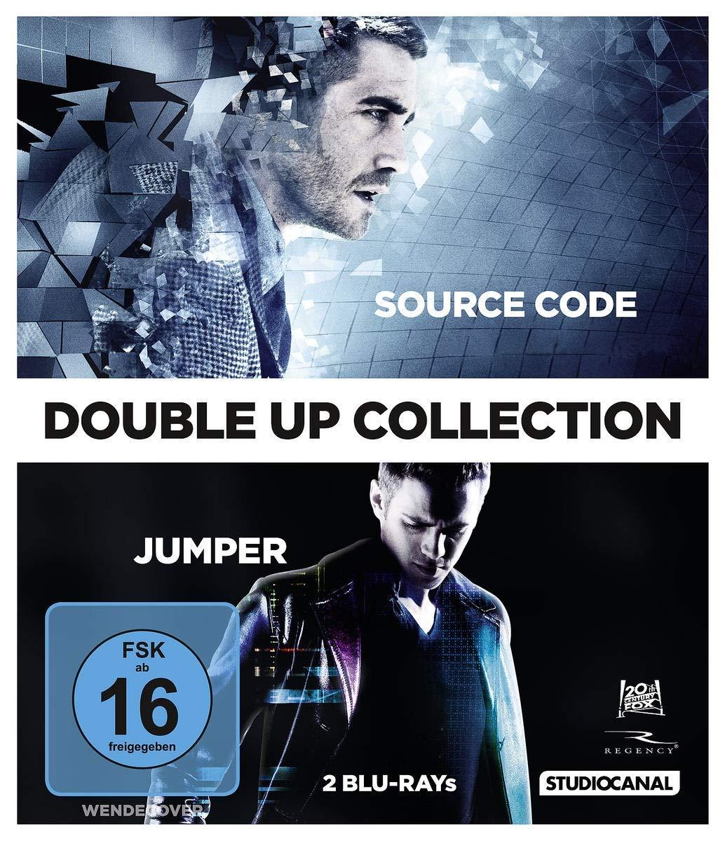 Source Code / Jumper Blu-ray bei Amazon mit Prime/Media Markt Abholung