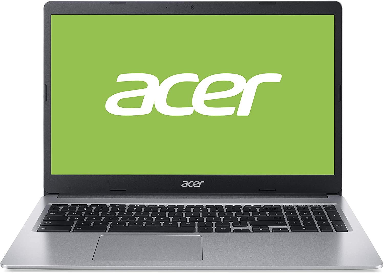 Acer Chromebook 315 mit15,6 Zoll Full-HD IPS Touchscreen und bis zu 12,5 Stunden Akkulaufzeit