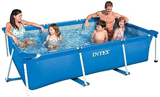 [auf Lager] Intex Frame Pool 220 x 150 x 60