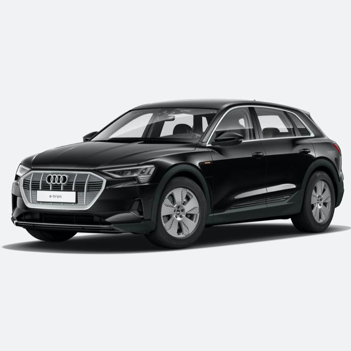 [Gewerbeleasing] Audi e-tron 50 quattro (313 PS) eff. mtl. 374,99€ / 446,23€ inkl. Wartung & Verschleiß, LF 0,61, GF 0,64, 36 Monate