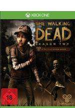 The Walking Dead: Season Two [Xbox One] (GameStop Filialabholung, multilingual, Metacritic 81/7.9)