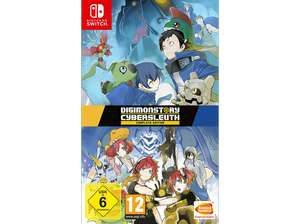 [Nintendo Switch - Cartridge] Digimon Story: Cyber Sleuth Complete Edition
