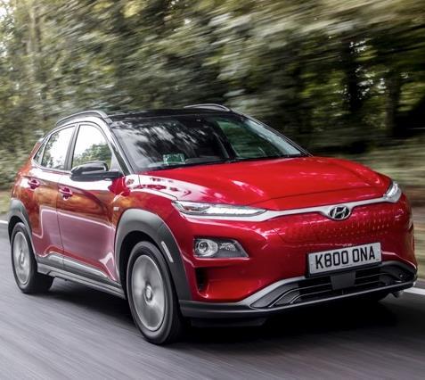Privatleasing: Hyundai Kona Elektro / 136 PS für 147€ im Monat - LF/GKF:0,37