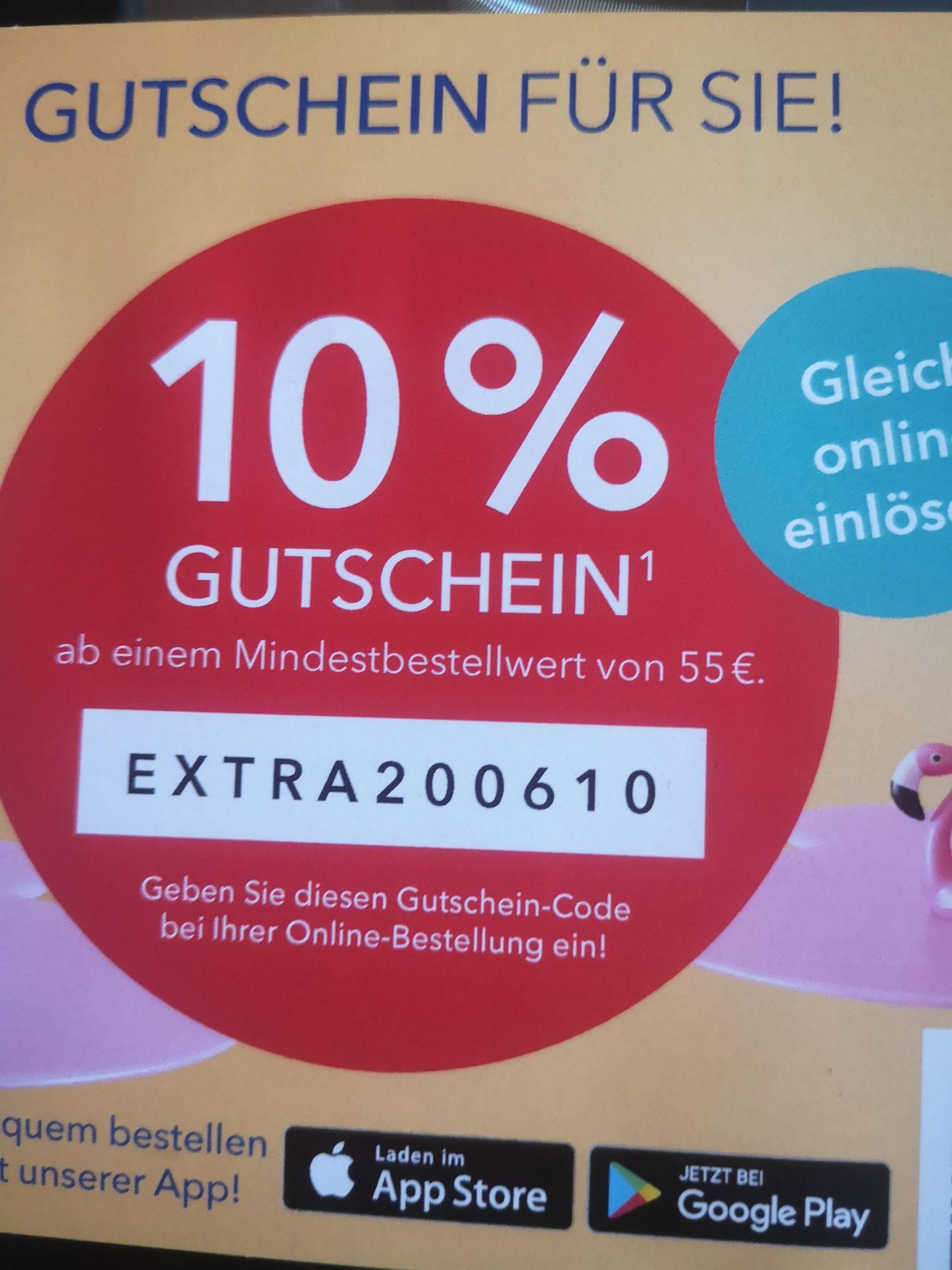 - 10 % bei Shop-Apotheke